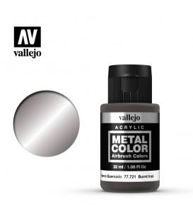 77.721 Hierro Quemado Metal Color 32 ml.