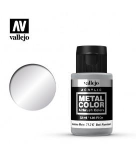 77.717 Dull Aluminium Metal Color 32 ml.