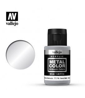77.716 Semi Matte Aluminium Metal Color 32 ml.