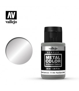 77.704 Pale Burnt Metal Metal Color 32 ml.