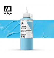 29) Acrylique Vallejo Studio 200 ml. 55 Blue de Phthalocyani