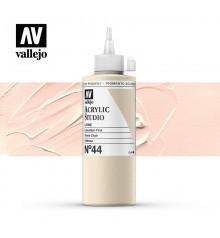 10) Acrylique Vallejo Studio 200 ml. 44 Teinte Chair
