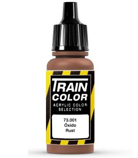 73.001 Basic Rust Train Color (17ml.)