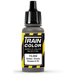 73.002 Grasa-Aceite Train Color (17ml.)