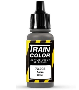 73.003 Steel Train Color (17ml.)
