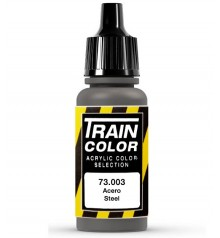 73.003 Steel Train Color (17ml.)