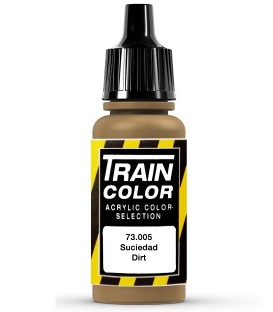 73.005 Dirt Train Color (17ml.)