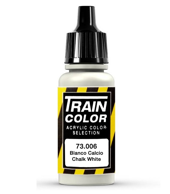 73.006 Blanc Calcium Train Color (17ml.)