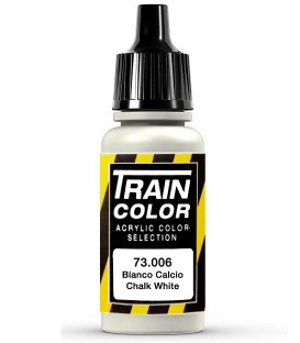 73.006 Chalk White Train Color (17ml.)