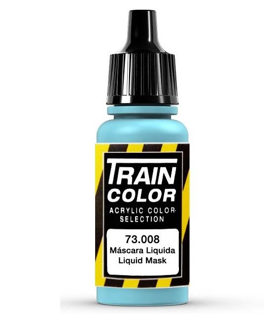 73.008 Mascara Liquida Train Color (17ml.)