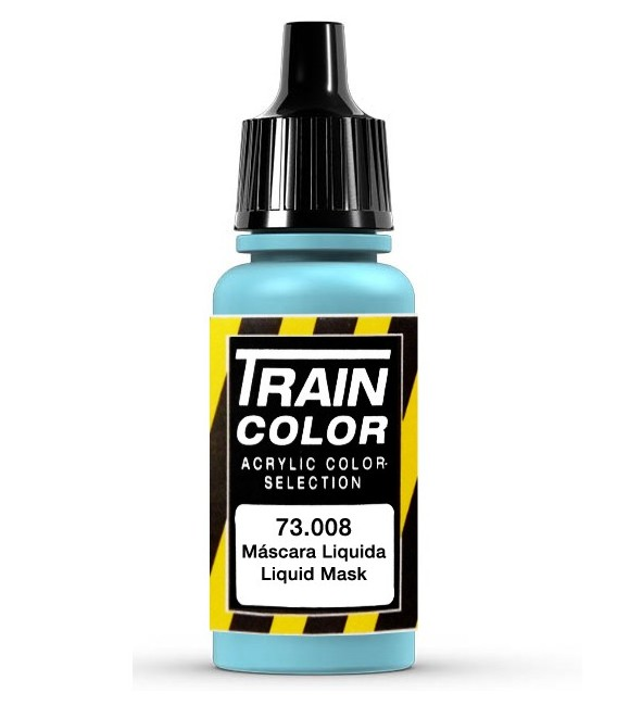 73.008 Mascara Liquida Train Color (17ml.)