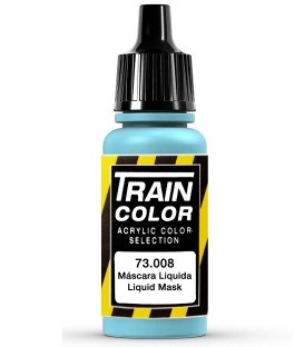 73.008 Liquid Mask Train Color (17ml.)