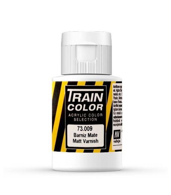 73.009 Vernis Mat Train Color (35ml.)