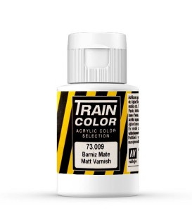73.009 Mat Varnish Train Color (35ml.)