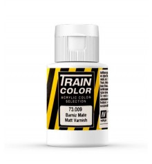 73.009 Barniz Mate Train Color (35ml.)
