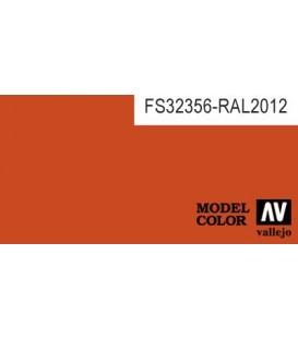 023 ) 70.805 Taronja Alemany Model Color ( 17ml. )