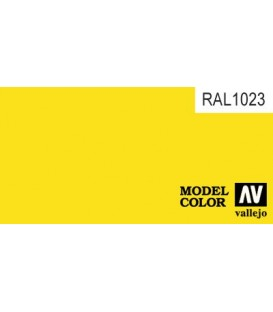 014) 70.915 Deep Yellow Model Color (17ml.)