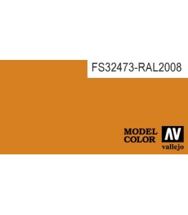 022) 70.911 Naranja Claro Model Color (17ml.)