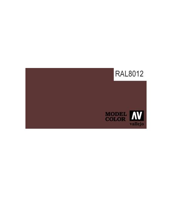 034) 70.814 Rojo Cadmio Tostado Model Color (17ml.)