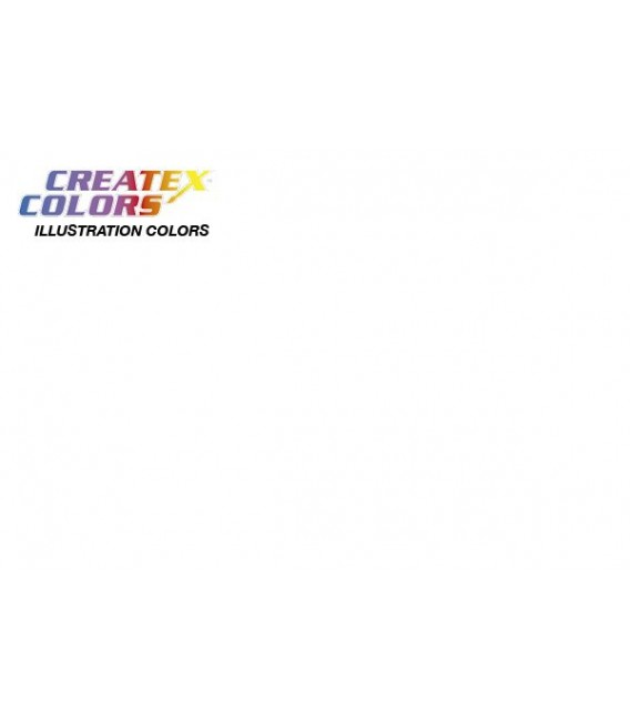 5050-08 White Illustration Createx (240 ml.)
