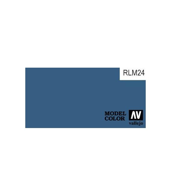 057) 70.963 Medium Blue Model Color (17ml.)
