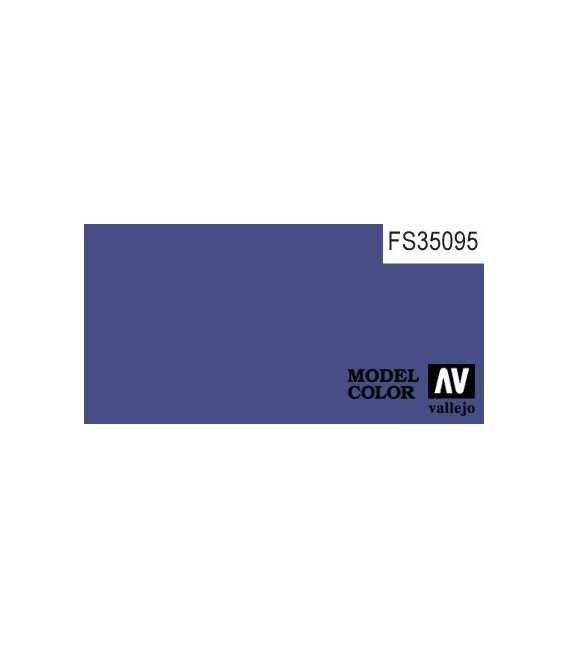 054) 70.809 Azul Real Model Color (17ml.)