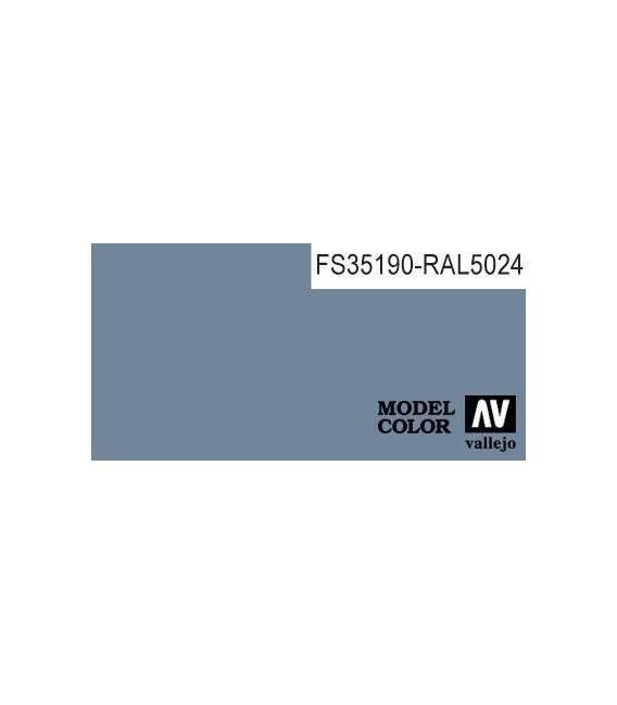063) 70.901 Blau Pastel Model Color (17ml.)