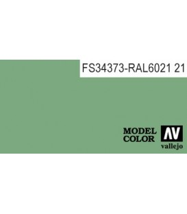 076) 70.974 Verde Azul Model Color (17ml.)