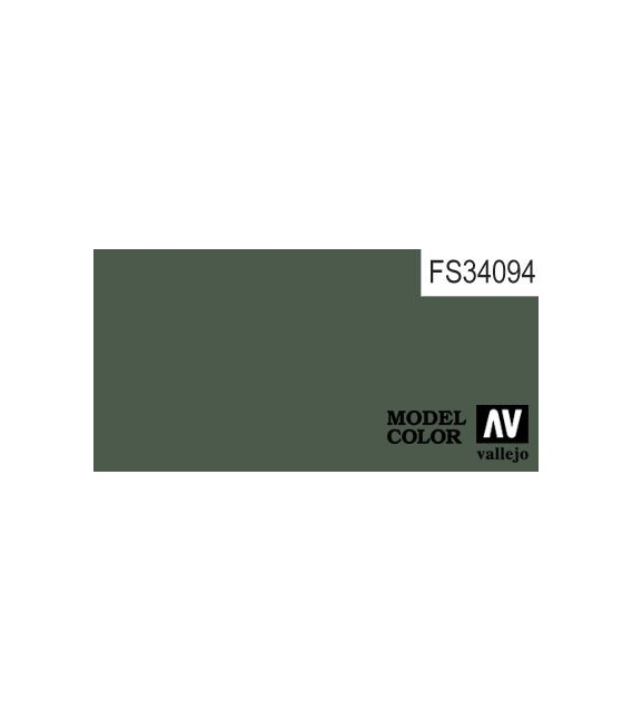 089) 70.975 Military Green Model Color (17ml.)