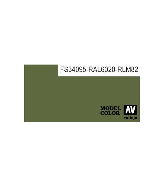 086) 70.823 Ale. Cam. Luftwafe Model Color (17ml.)