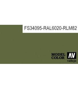 086) 70.823 Luftwafe Cam. Green Model Color (17ml.)