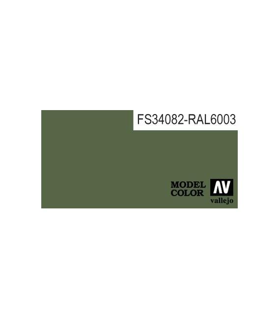 090) 70.890 Reflective Green Model Color (17ml.)