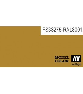 126) 70.877 Goldbrown Model Color (17ml.)