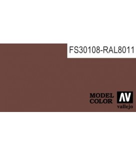 140) 70.984 Flat Brown Model Color (17ml.)