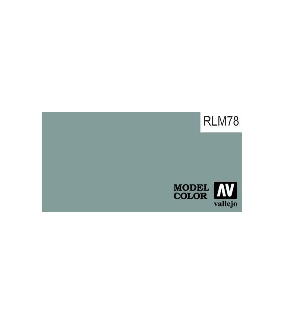 107) 70.972 Light Green Blue Model Color (17ml.)