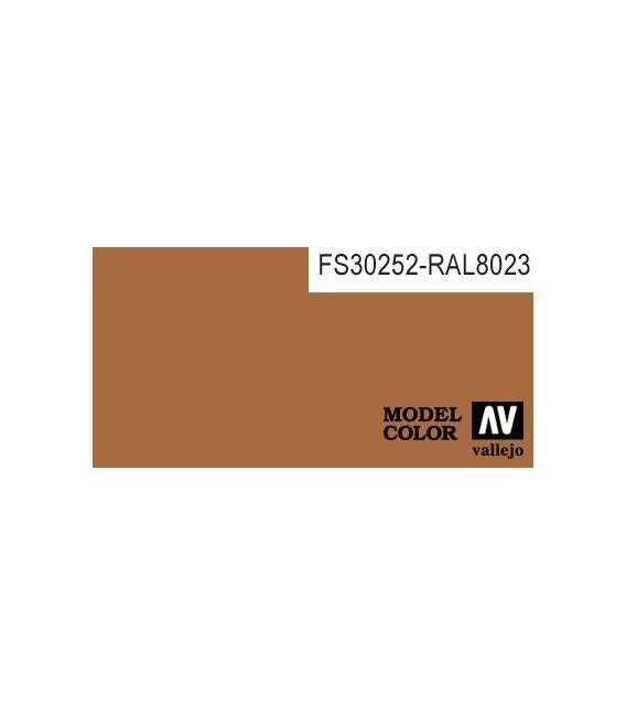 131) 70.981 Orange Brown Model Color (17ml.)