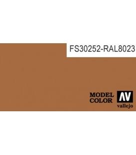131) 70.981 Marrón Naranja Model Color (17ml.)