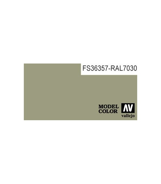 104) 70.884 Stone Grey Model Color (17ml.)