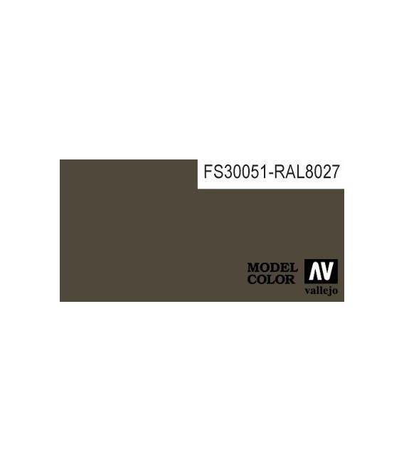 147) 70.871 Marró Cuir Fosc Model Color (17ml.)