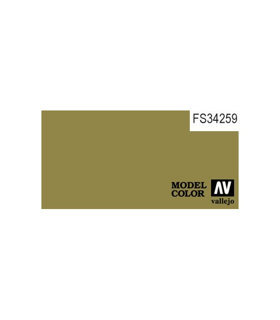 112) 70.881 Verde Amarillo Model Color (17ml.)