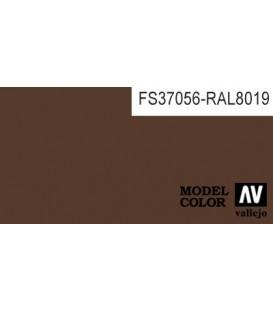 150) 70.822 German C. Black Brown Model Color (17ml.)