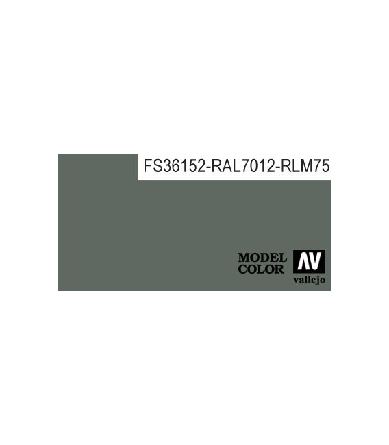 162) 70.869 Basalt Grey Model Color (17ml.)
