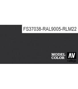 169) 70.950 Negro Model Color (17ml.)