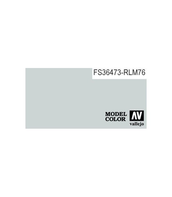 153) 70.907 Pale Greyblue Model Color (17ml.)