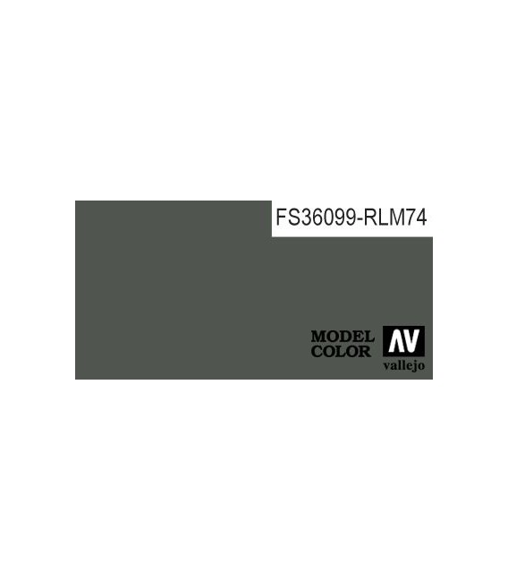 164) 70.867 Dark Bluegrey Model Color (17ml.)