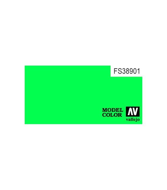 210) 70.737 Green Fluo Model Color (17ml.)