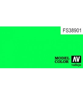210) 70.737 Green Fluo Model Color (17ml.)