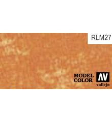 203) 70.831 Pàtina Ocre Model Color (17ml.)