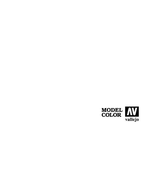 201) 70.853 White Glaze Color (17ml.)