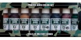Set Vallejo Panzer Aces (17 ml.) Nº 1 óxido, orugas, caucho,...